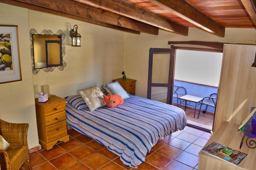Doppelzimmer mit Terrasse und eigenem Bad